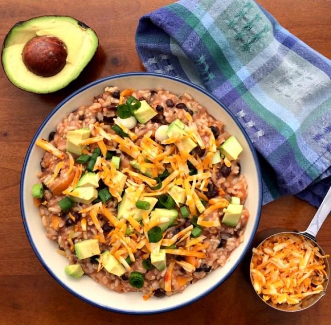 Chipotle Style Burrito Bowl B