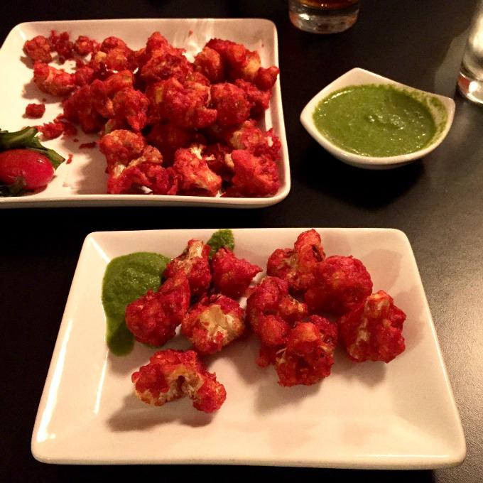 Gobi 65 Spicy Cauliflower