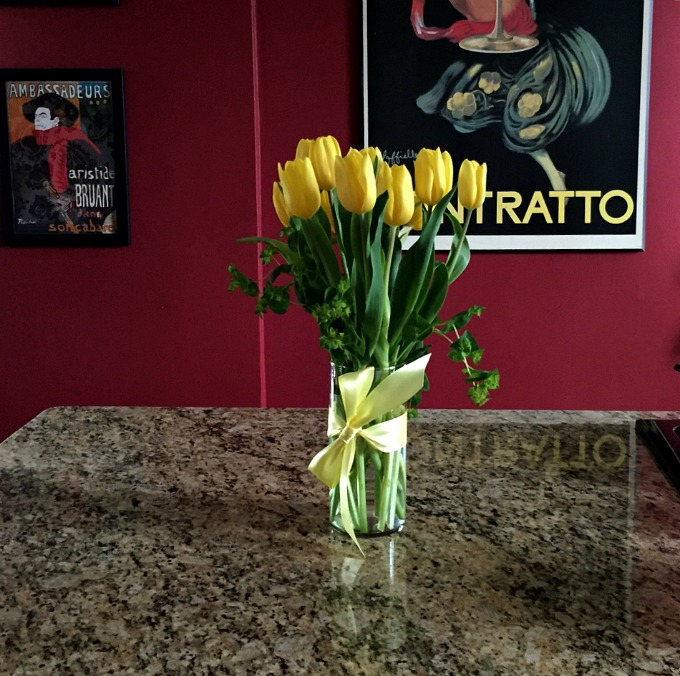 Tulips from Lucie