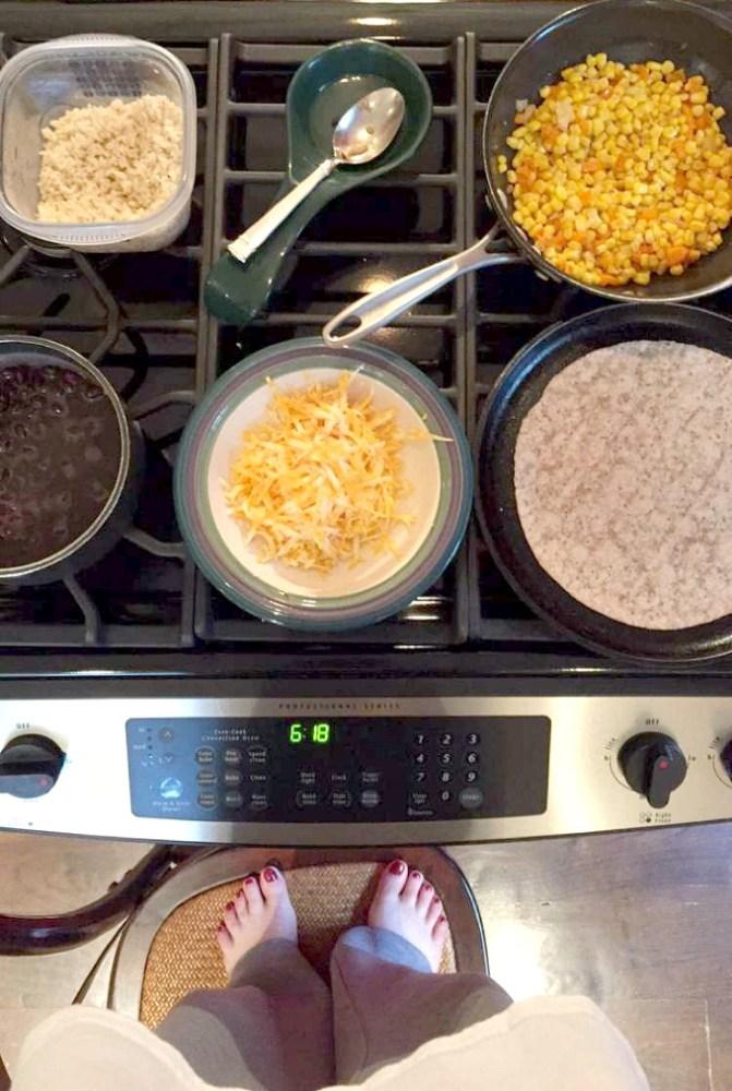 Burrito Making
