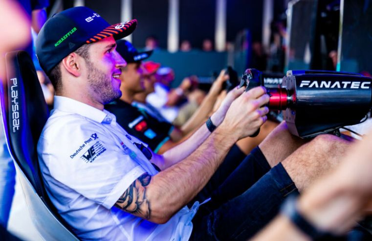 Audi fires driver for using a ringer in charity esports race