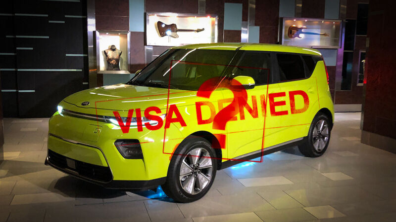 Kia denies report that the Soul EV is cancelled for America