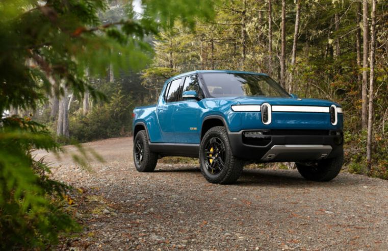 Tesla sues Rivian for stealing secrets as electric car fight heats up
