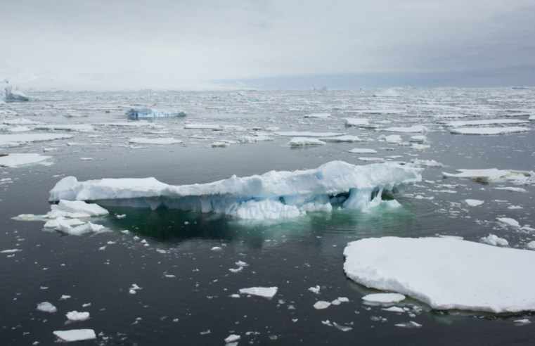 Antarctic Ocean Discovery Warns of Faster Global Warming