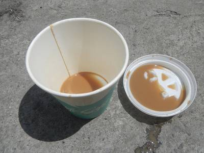 Vancouver's approach to coffee cup waste is too weak