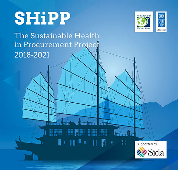 Webinar | June 4: Success stories from the Sustainable Health in Procurement Project (SHiPP)