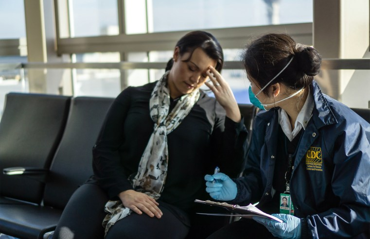 Air Travel a Puzzle in Age of Coronavirus