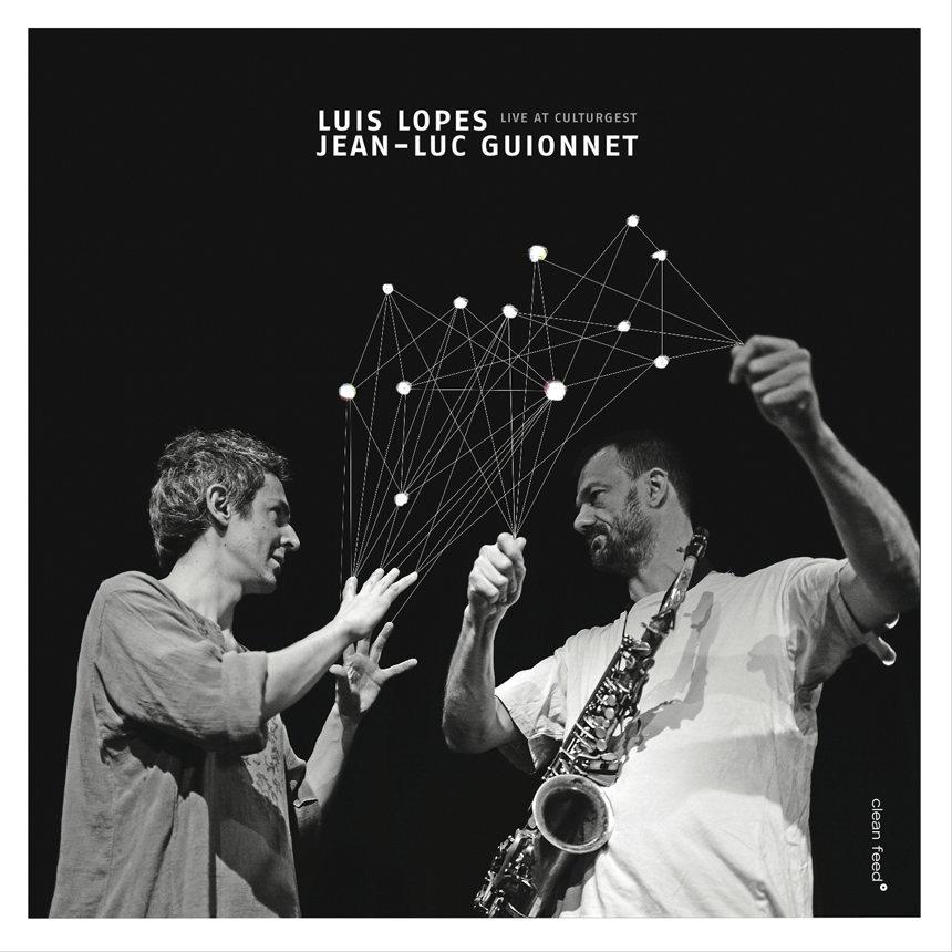 Gapplegate Guitar and Bass Blog – Luis Lopes, Jean-Luc Guionnet – Live at Culturgest