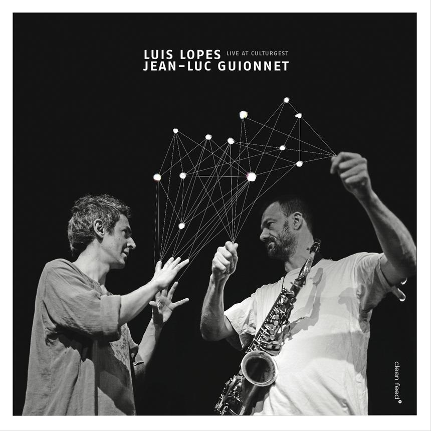 Le Son du Grisli – Jean-Luc Guionnet | Luís Lopes – Live at Culturgest