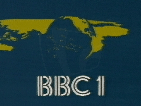 PICTURED: BBC One ident.