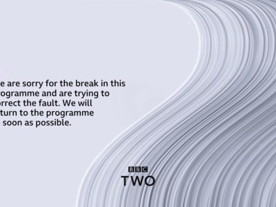 PICTURED: BBC Two breakdown graphic.