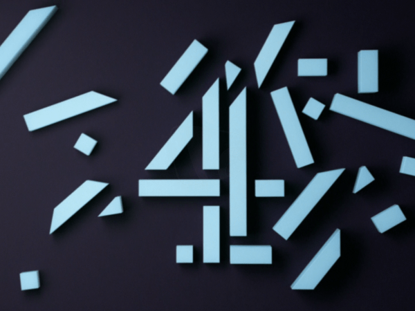 PICTURED: Channel 4 break bumper.