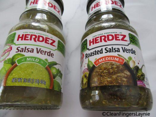 Salsa Verde Varieties
