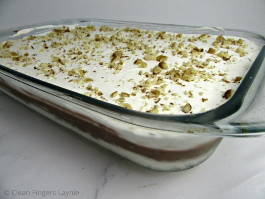 Gone with the Wind Dessert in Pyrex Pan