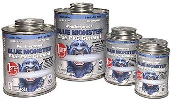 Blue Monster