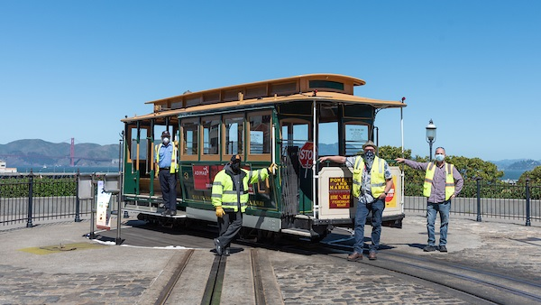 Teleférico de San Francisco
