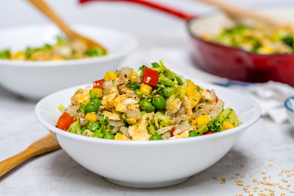 Fast Fried Rice Recipe Simple