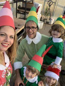 Clean Genes Farm Elf family