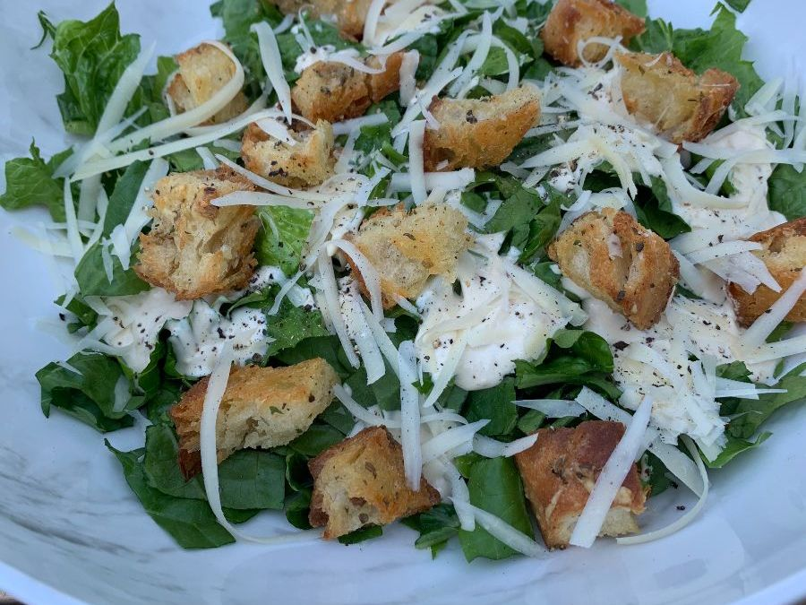Video_Easy Caesar Salad Dressing Recipe