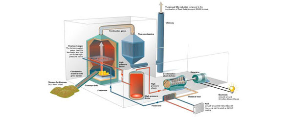 Biomass Energy Converting