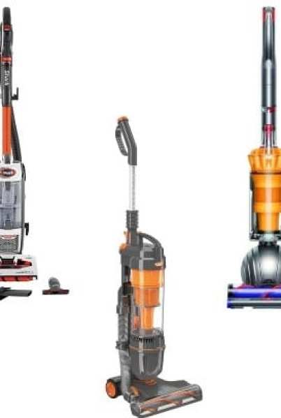 3 top rated upright vacuums