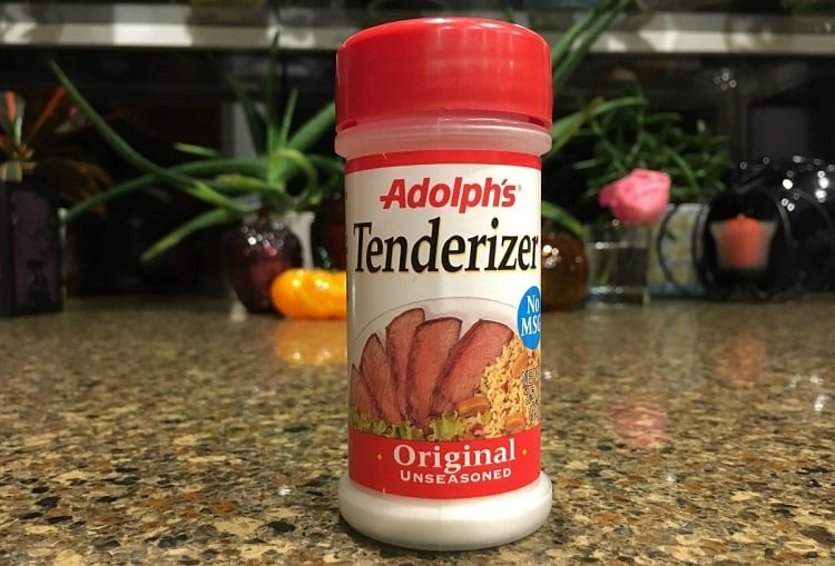 Unflavored Meat Tenderizer