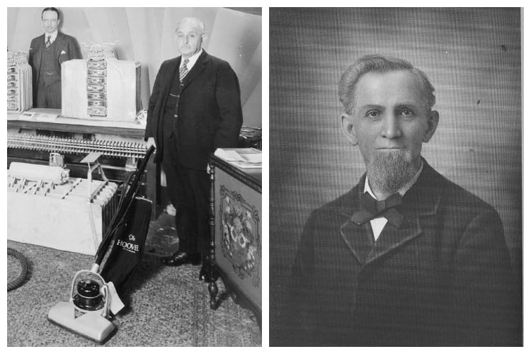 William Hoover and James Spangler