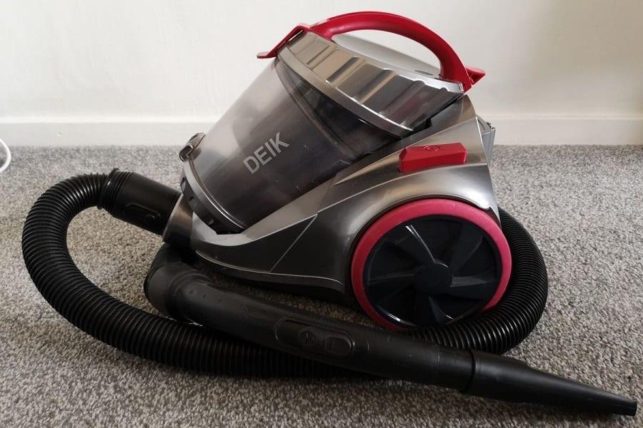 Deik Cylinder Vacuum Cleaner UK Review