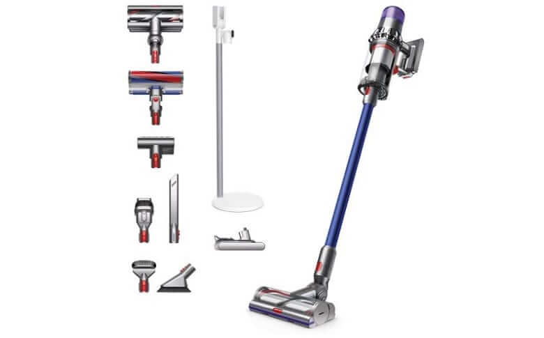 dyson v11 absolute is the best vacuum cleaner overall