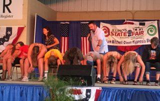 comedy hypnosis fair 2