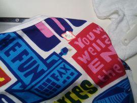 Tシャツ 食べこぼしのしみ by 下町、東京都江東区亀戸の会員制クリーニングベレーナ