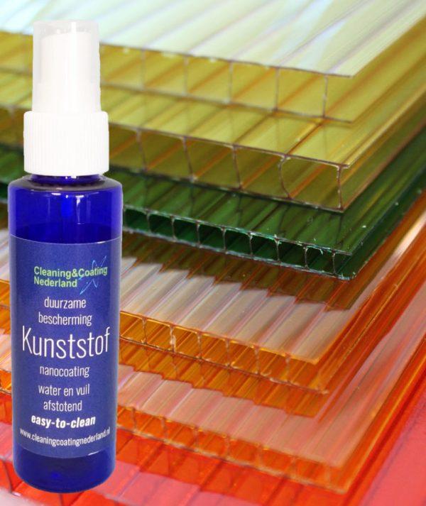 nanocoating kunststof en polycarbonaat in diverse kleuren