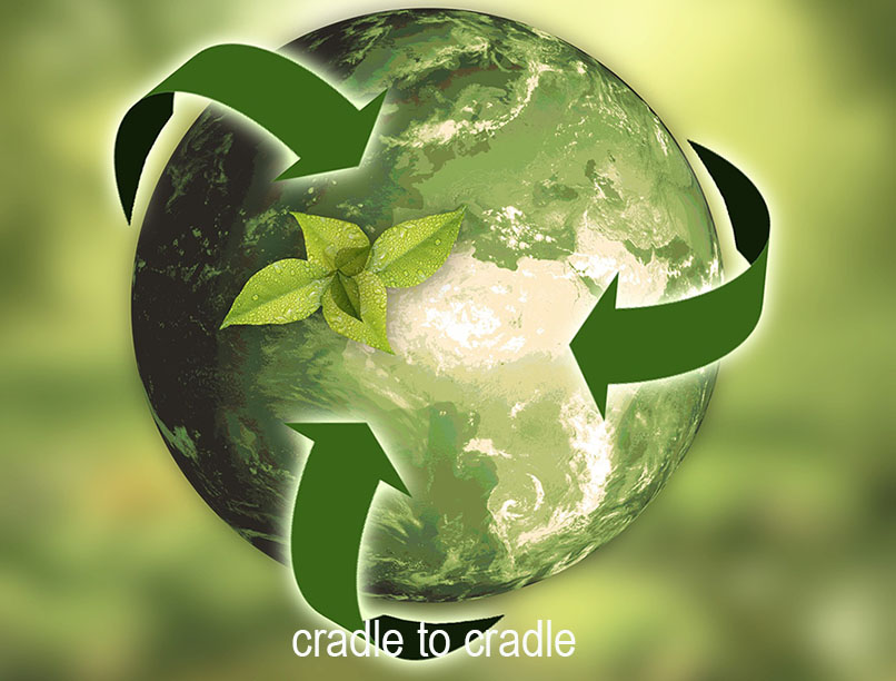 cradle-to-cradle icoon