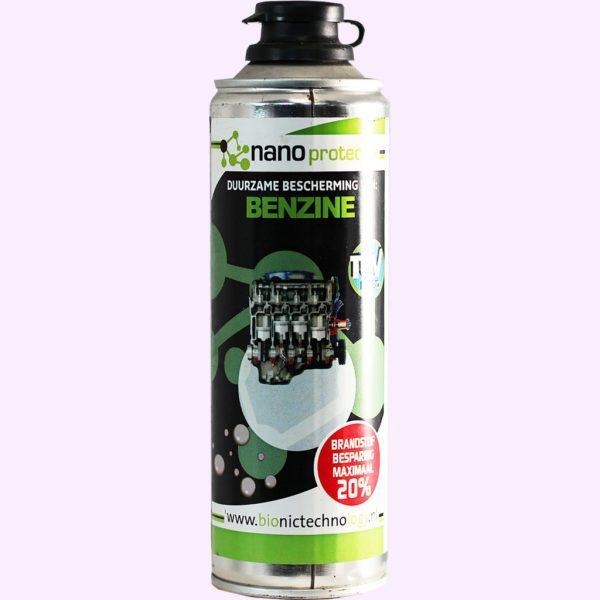 nano protector benzine bespaart brandstofverbruik