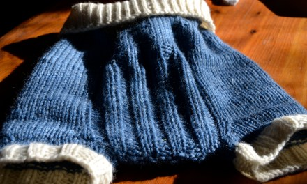 Wool Soakers Part 2 – Knit and Made from Old Sweaters