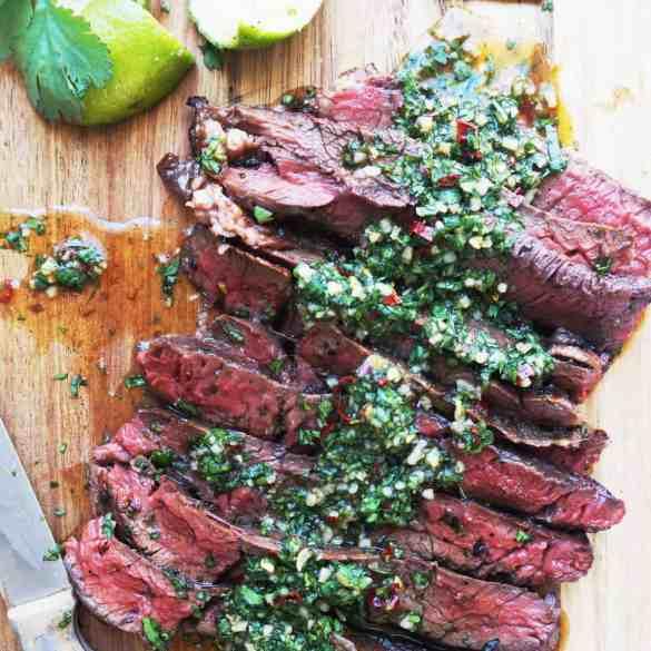 Clean Keto Thai Skirt Steak