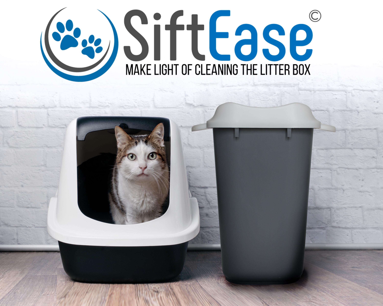 Litter Box Sifter Tray