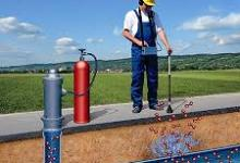 شركة كشف تسربات المياه بالنعيرية