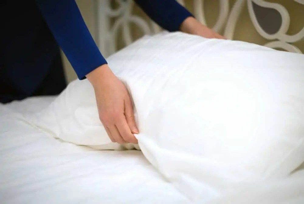 how to clean your pillows clean my space