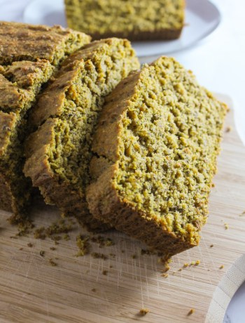 Pumpkin Flax Bread