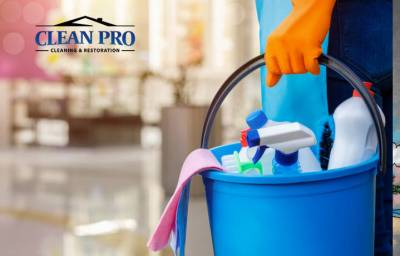 Chemicals Clean Pro Cleaning