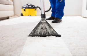Carpet Cleaning & Dark Lines In Carpet