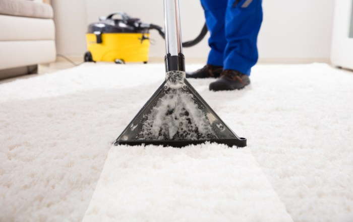 Carpet Cleaning & Dark Lines In Carpet