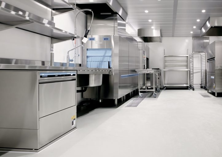 Clean/sanitized kitchen. Clean Rite Cleaning Service of Chicago, Corp. provides sanitizing and disinfecting services for Chicago.