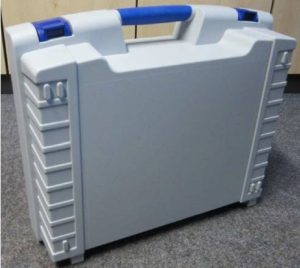 Accessory Rolling Case, Polyethylene Foam Lined