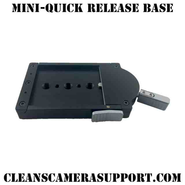 mini-quick release base