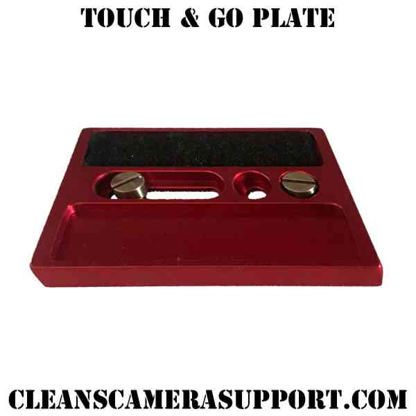 touch & go plate