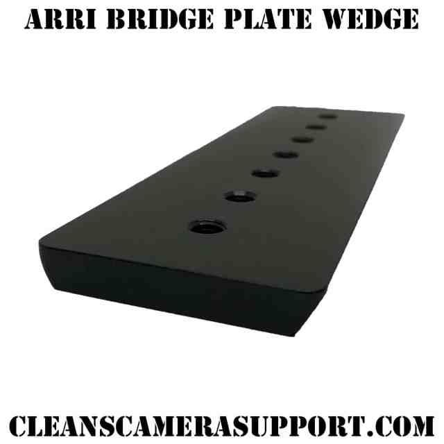 Arri Bridge Plate Wedge