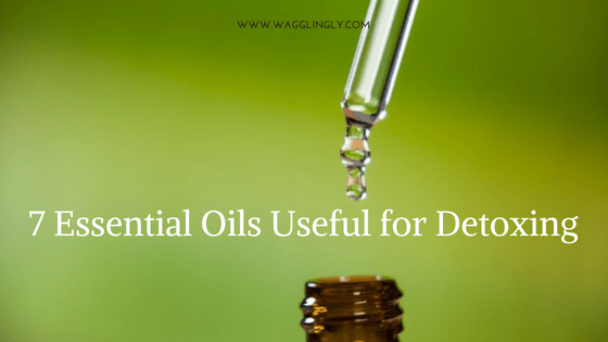 7 Essential Oils Useful for Detoxing