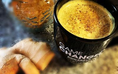 Turmeric Hot Milk Detox Recipe